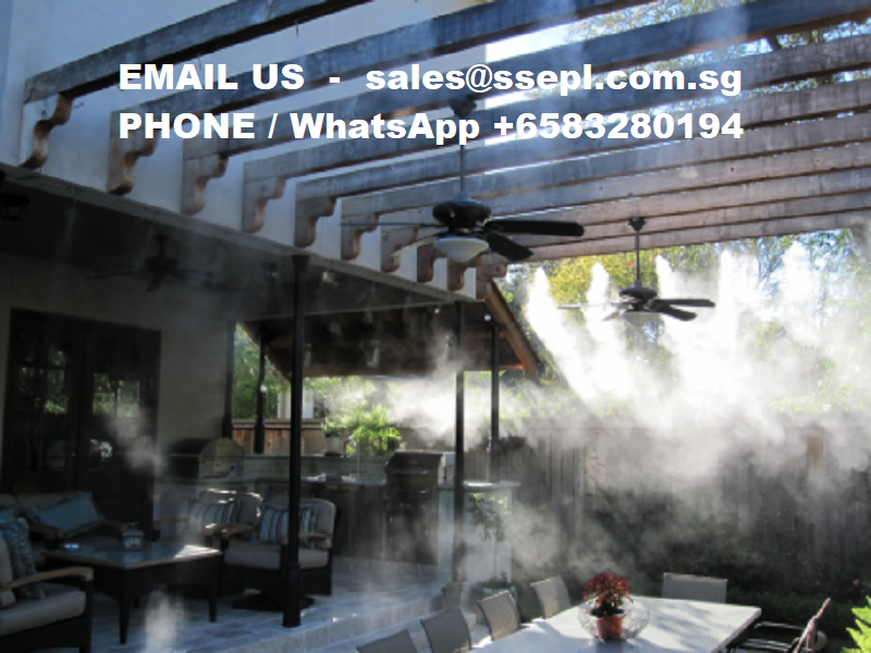Fogging System Design And Build Singapore Specialized Engineering Pte Ltd