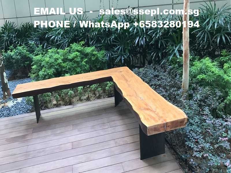 Brilliant Outdoor Timber Bench Singapore Specialized Engineering Pte Ltd Short Links Chair Design For Home Short Linksinfo