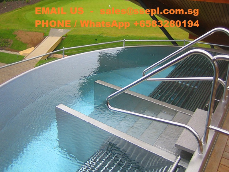 Stainless Steel Swimming Pools – Singapore Specialized ...