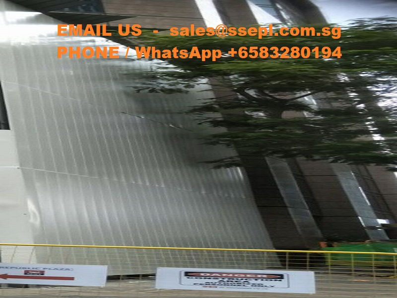 Hoarding Design And Build Contractor Singapore Specialized Engineering Pte Ltd