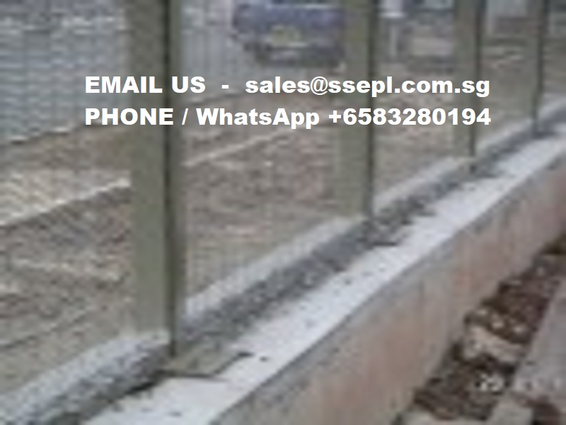 Anti climbing fencing contractor - Singapore Specialized ...