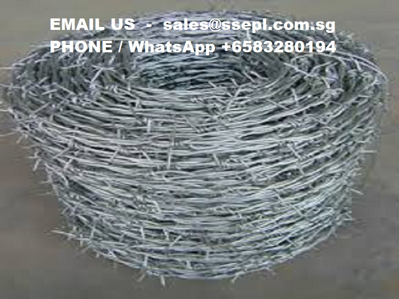Security Fencing | Singapore Specialized Engineering Pte ltd