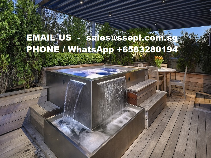 Water Feature Specialist Singapore