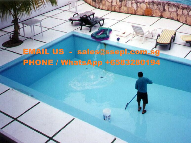 Swimming Pool Maintenance Contractor Singapore Singapore